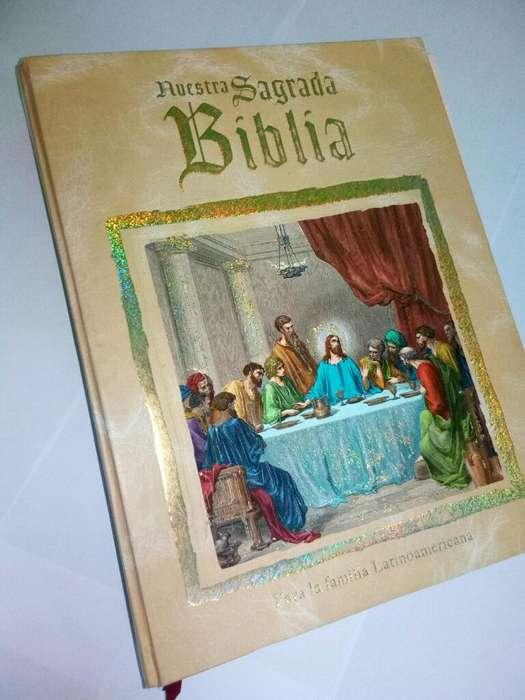Hermosa Biblia Familiar