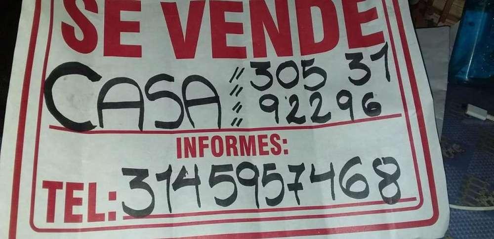 ganga casa lote economica 55 millones llamar al 314 5957468