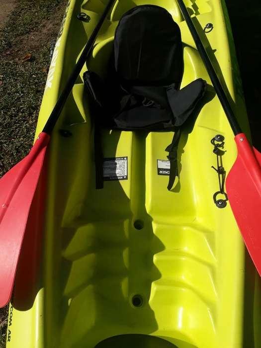 Kayak Rocker Warrior Triplo