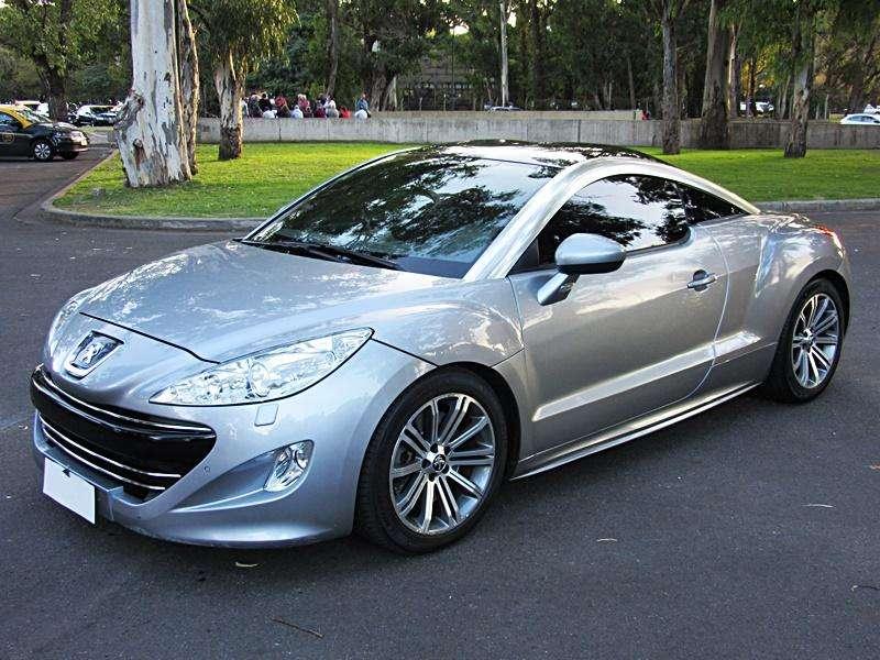 Peugeot RCZ 2012 - 55000 km