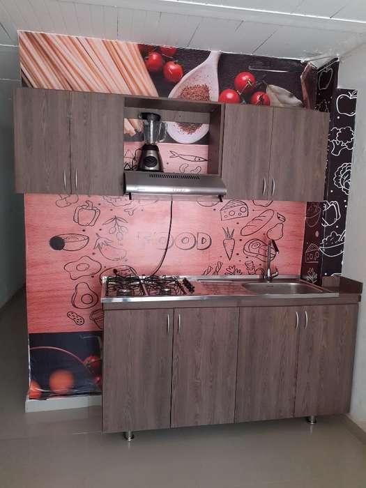 Muebles de Cocina por Metro Lineal.