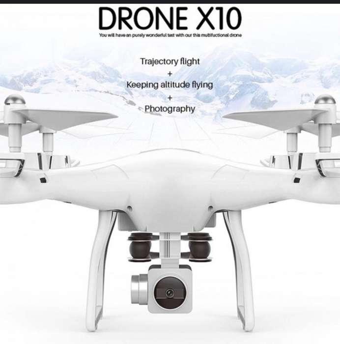Drone X10 Camara Wifi Hd