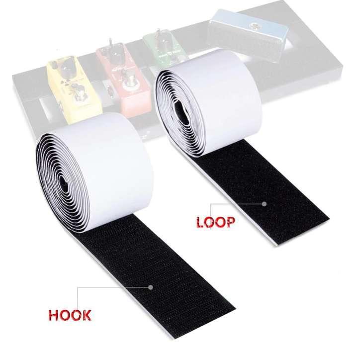 Velcro Autoadhesivo Ideal Pedales Venta X Metro Macho Y Hemba