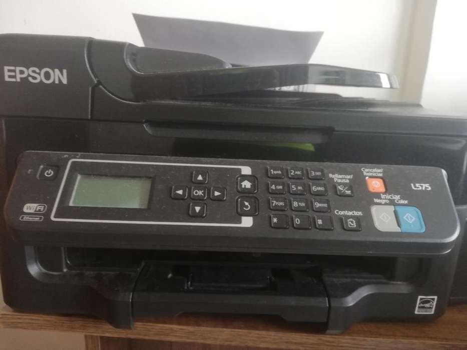 Impresora Multifuncional Epson Negociabl