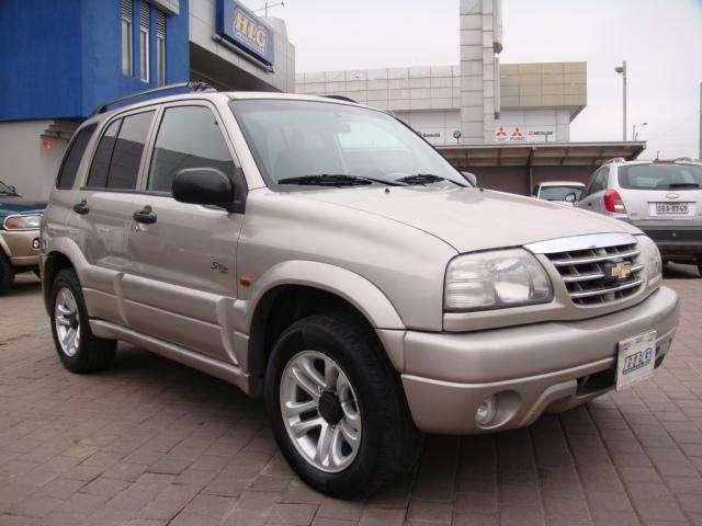 Chevrolet Grand Vitara 2007 - 159000 km