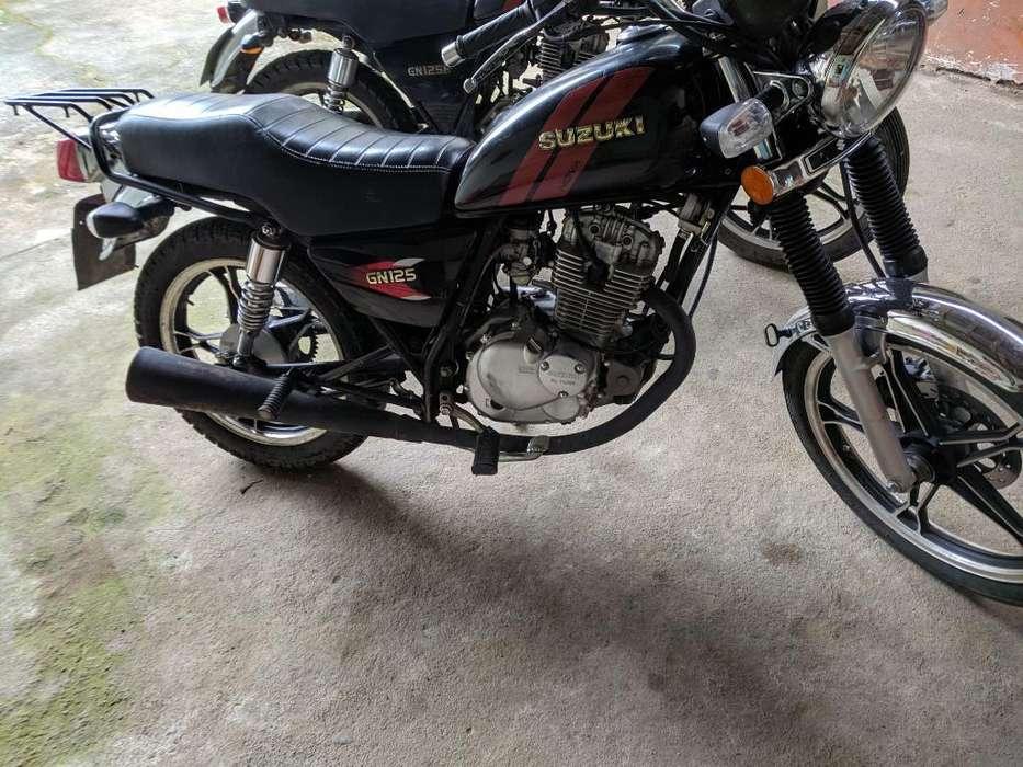 Susuki Gn125
