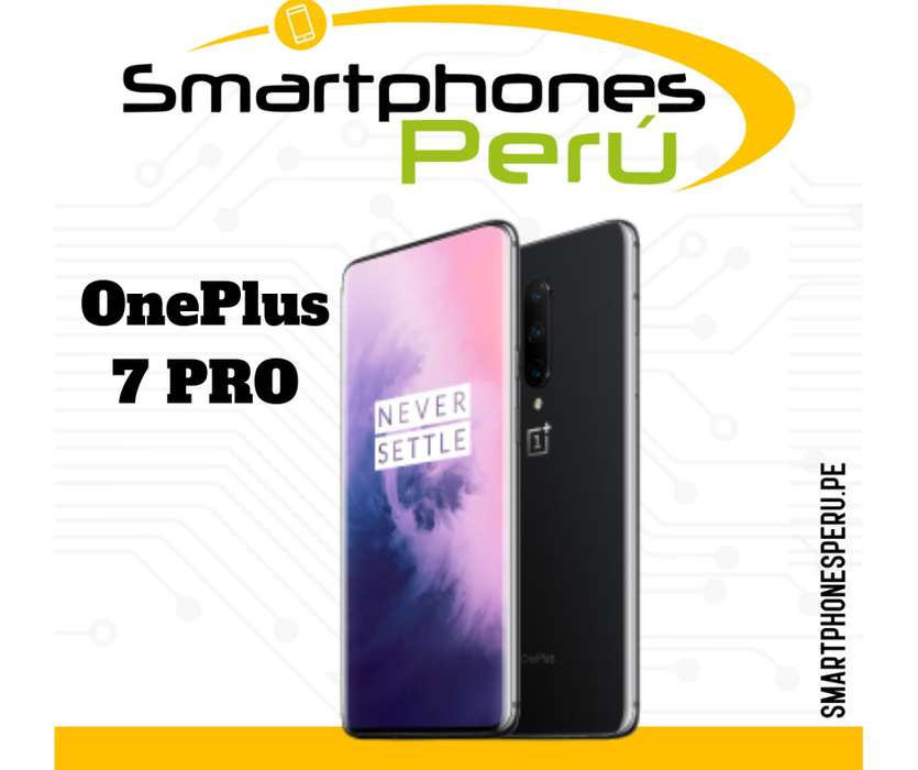 OnePlus 7 PRO / Entregas inmediatas / Smartphonesperu