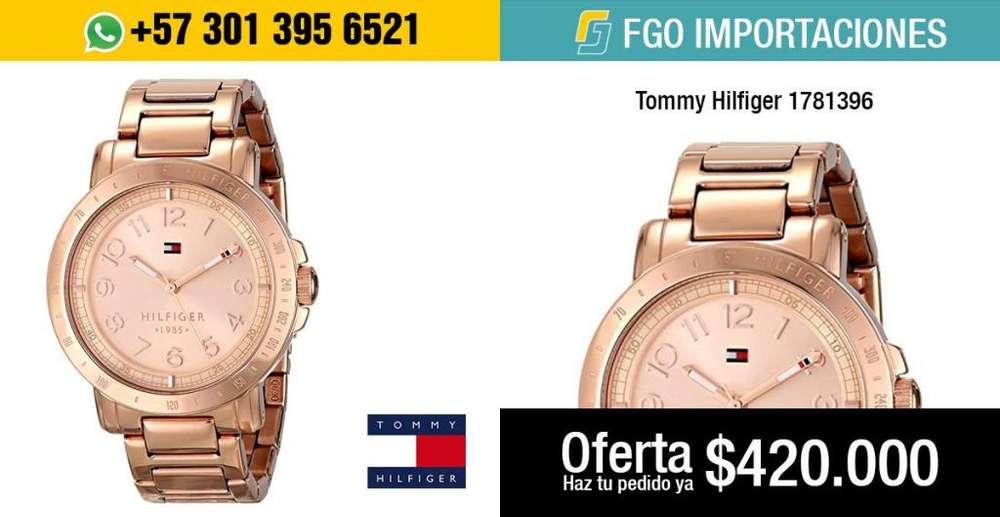 TOMMY HILFIGER RELOJERÍA OFERTAS DESDE 340.000 SOLO POR PEDIDO