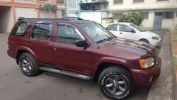 Vendo Nissan Pathfinder