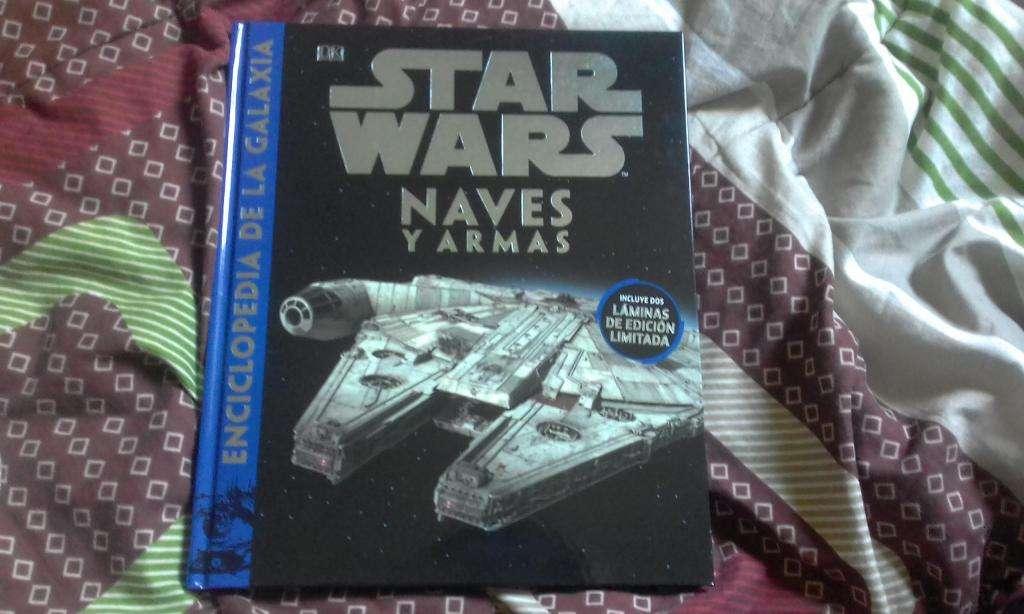 Colección La Nacion Star Wars Enciclopedia N4