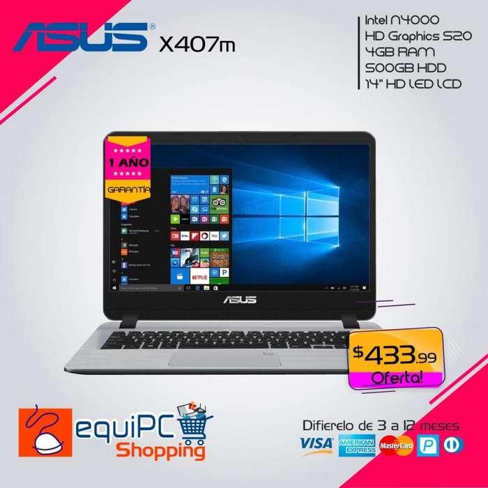 Laptop Asus Económica Intel