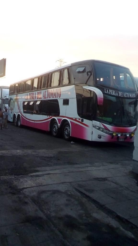 Bus de 2 Pisos