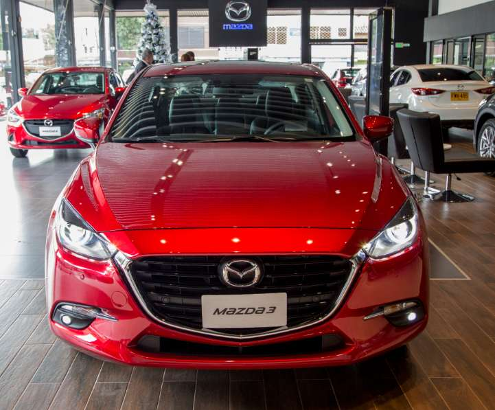 <strong>mazda</strong> 3 2020 - 0 km