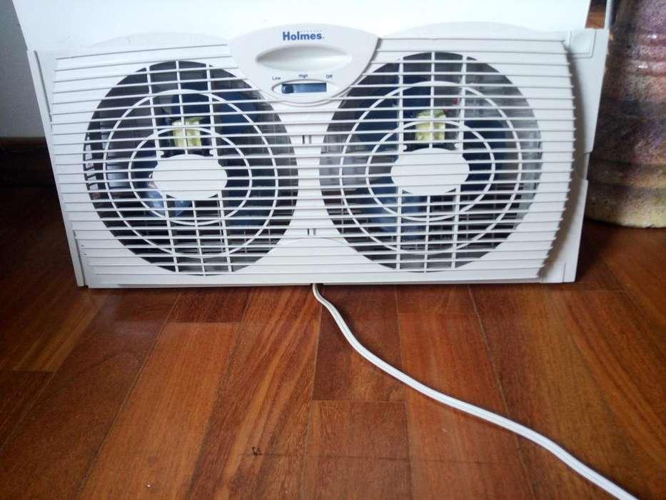 Ventilador Tipo Aire Acondicionado