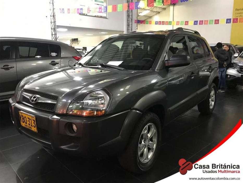 Hyundai Tucson 2010 - 744380 km