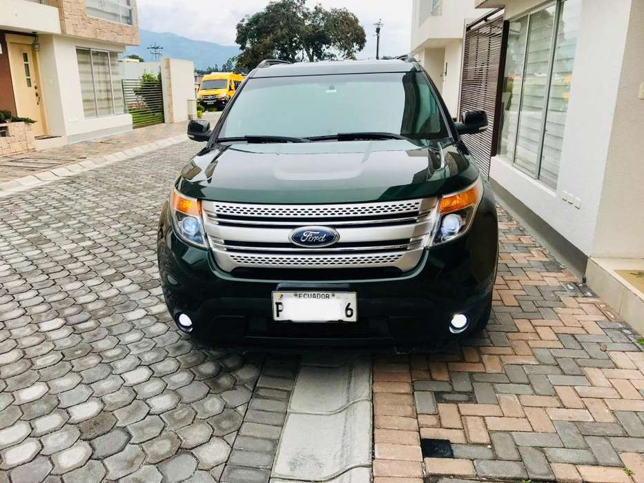 <strong>ford</strong> Explorer 2013 - 115000 km