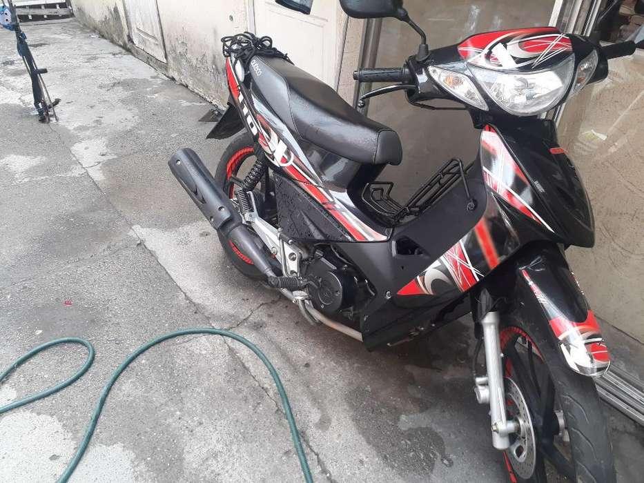 Moto Auteco Unika 110