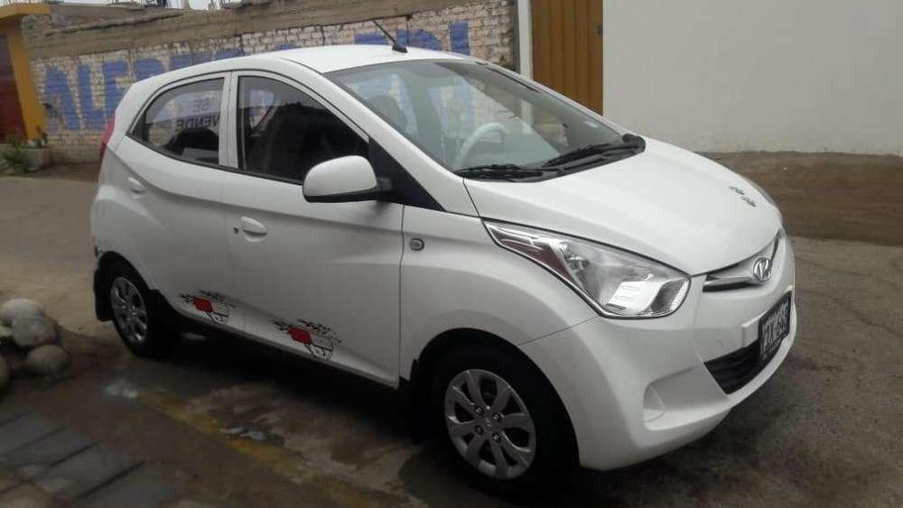 Hyundai Eon 2017 - 5800 km