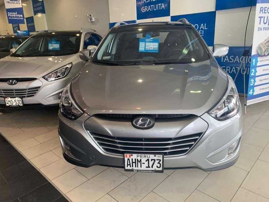 Hyundai Tucson 2015 - 24000 km