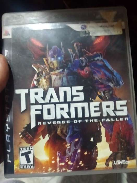 Transformers Play 3 Ps3