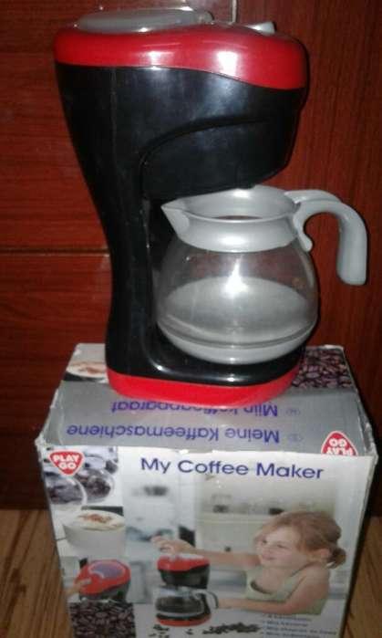 Cafetera D Juguetes a Pilas