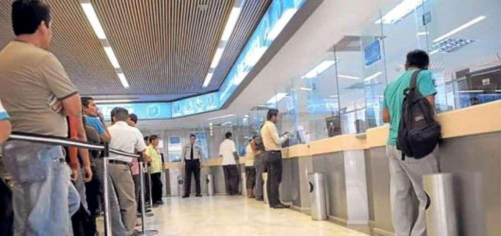 Trabajo de Operarios para Bancos Busca