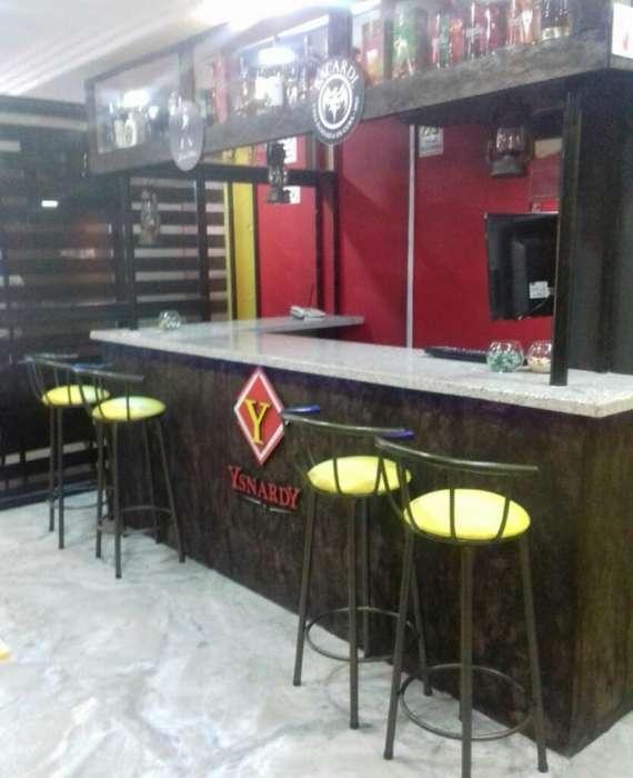 Vendo Bar Exhibidor para Restaurante