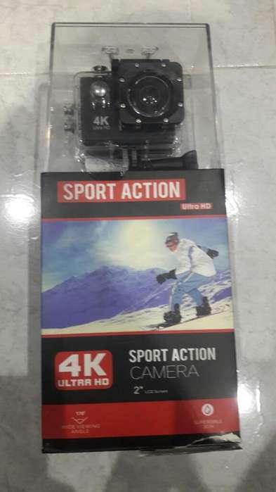 Camara Sport Action