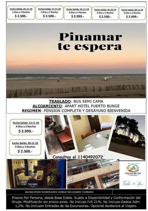 Salida a Pinamar