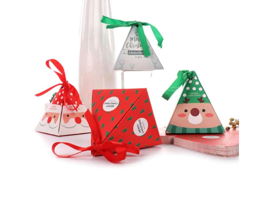 Cajas Empaque Navidad Dulces Pequeños Regalos