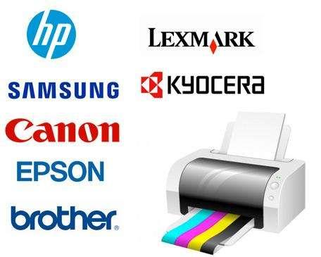 Venta y Recarga de cartuchos para impresoras tinta y laser