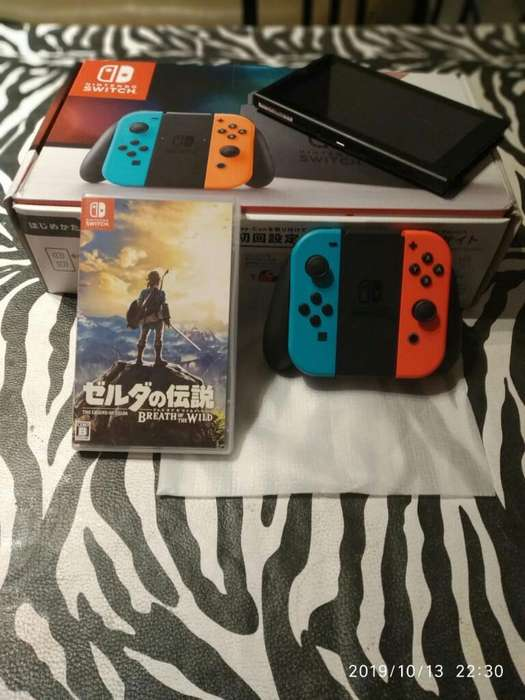 Nintendo Switch Importada