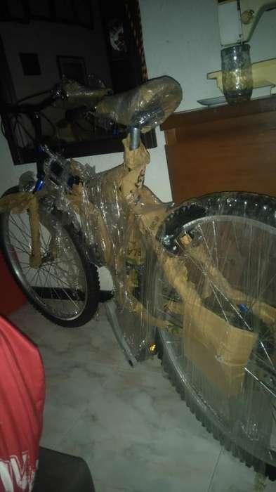 Vendo Bicicleta Todo Terreno Marca Pioli