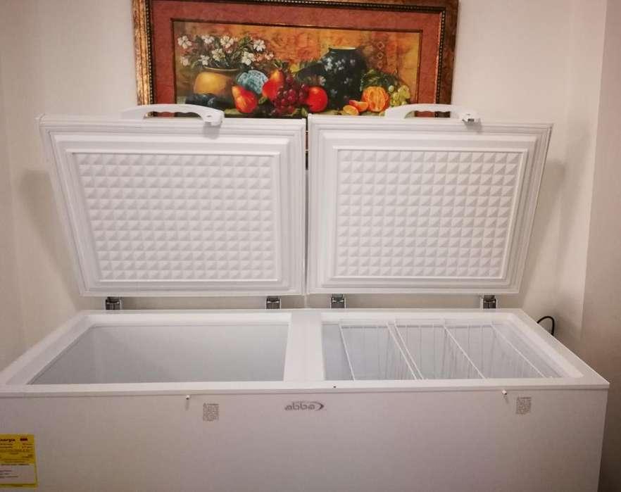 Vendo Congelador Abba de 515 Lts