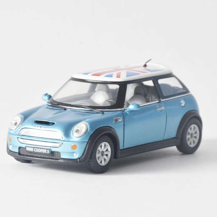 Mini cooper S Escala 1:28