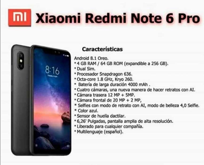 Xiaomi Redmi Note 6 Pro (4/64 Gb)
