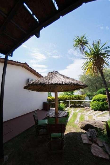 lo28 - Cabaña para 1 a 6 personas con pileta y cochera en Villa Carlos Paz