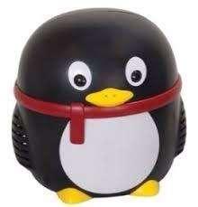 Nebulizador Pediatrico Pinguino Gratis Kit Nebulizar NUEVO