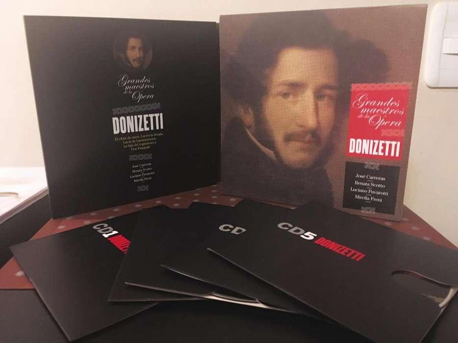 CD DE OPERA NUEVO