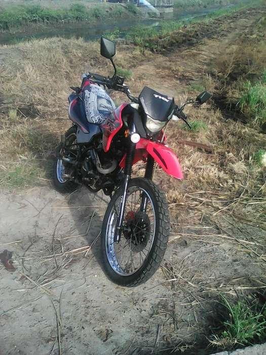 Vendo Moto 200 Marca Thunder
