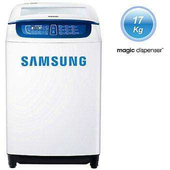 Lavadora Samsung 17 Kg Wa17F7L2Udw/Ap color Blanco 17 Kilos