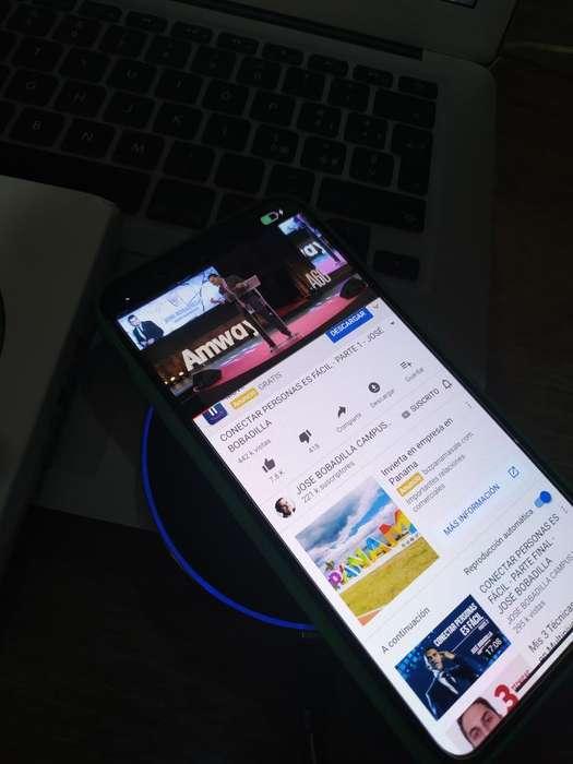 Cargador Inalámbrico iPhone Xs Max