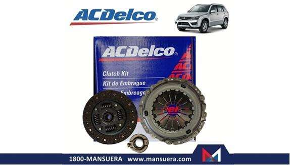 KIT DE EMBRAGUE ACDelco CHEVROLET GRAND VITARA SZ
