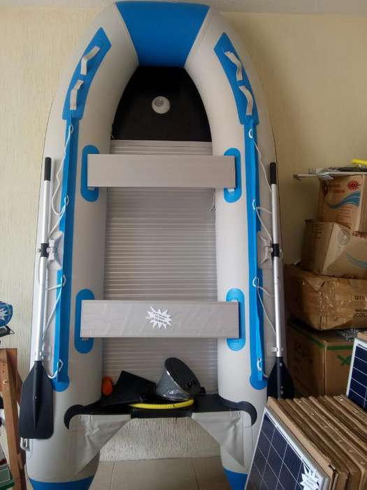 Vendo Bote Inflable 320 Mts Largo