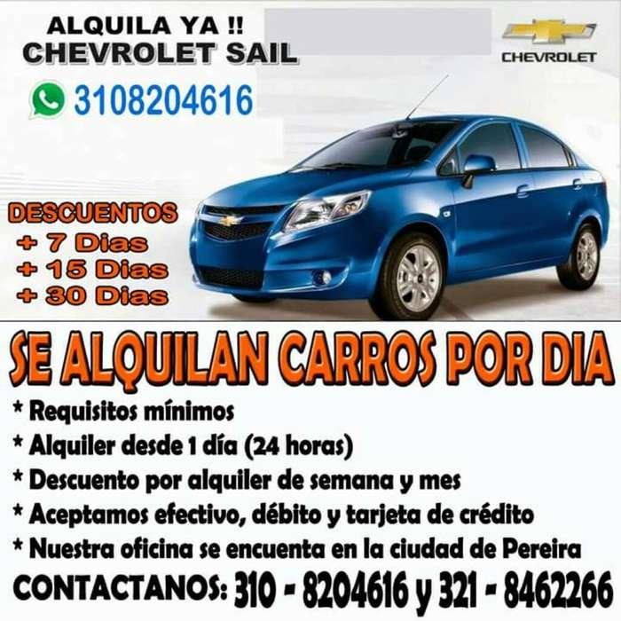 Alquiler Automovil Pereira