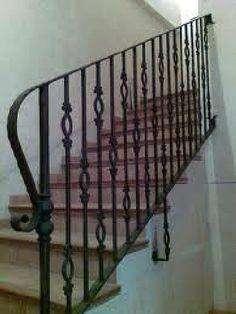 ESCALERAS CON <strong>decoracion</strong> EN FORJA
