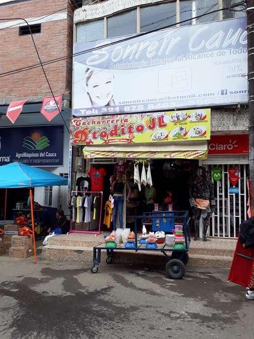 Vendo o Permuto Hermoso <strong>local</strong> Comercial