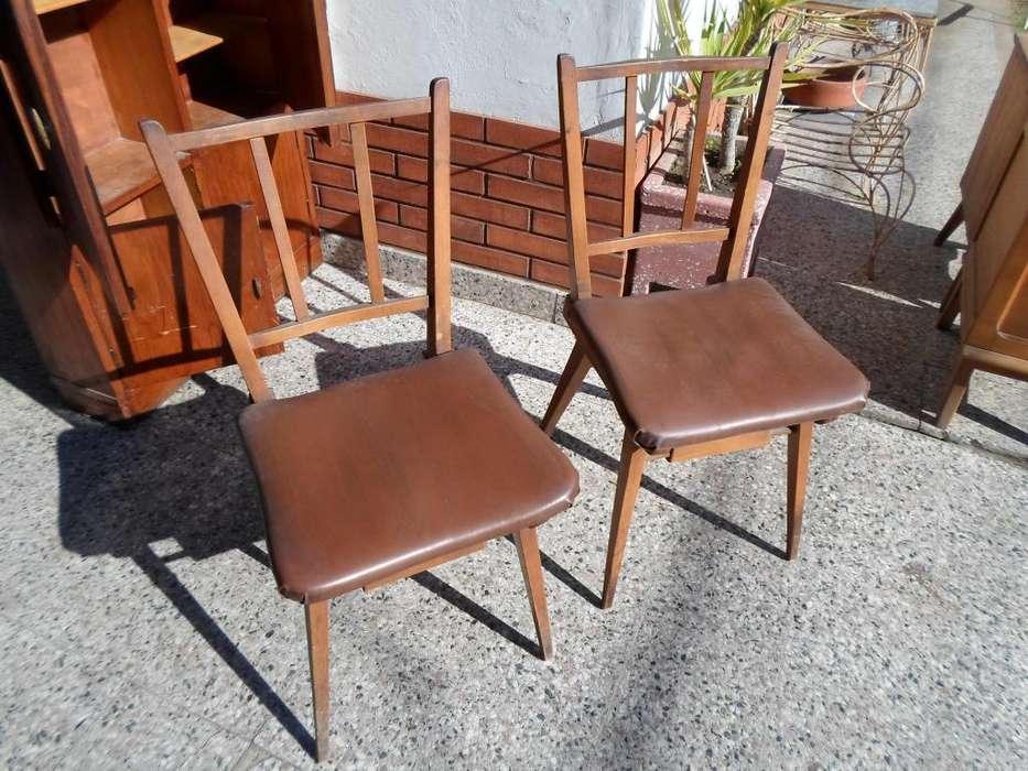 DOS <strong>silla</strong>S ESCANDINAVAS AÑO 1967