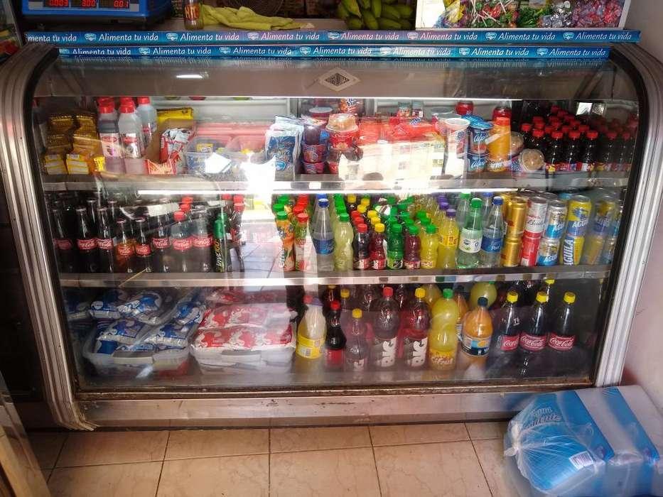 Refrigerador Exibidor