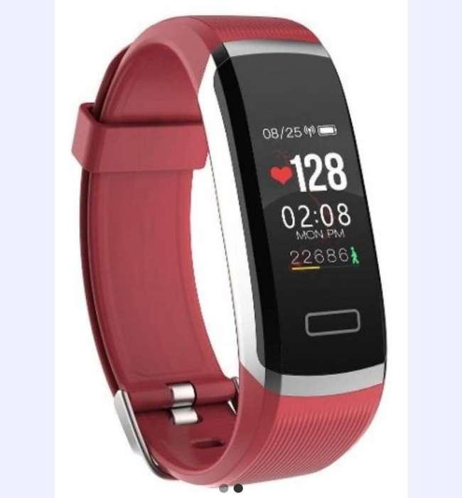 Pulsera Smart Band Gt101 Reloj Ritmo C